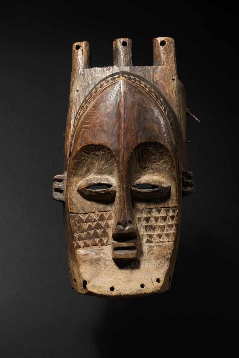 Biombo mask galerie flak