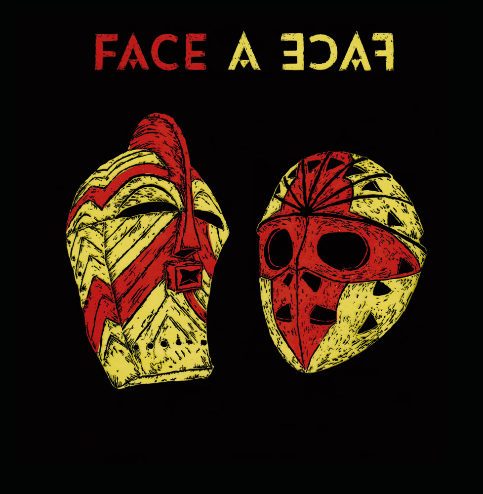 Face to Face Secret masks, Faces revealed