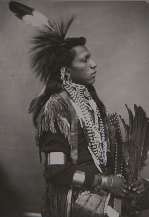 Early American Indian Photographs