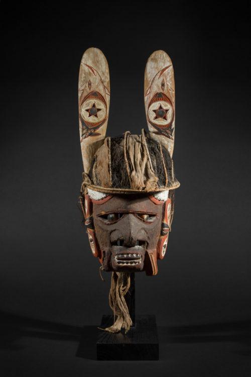photo Kipong mask