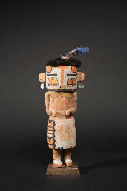 photo Kachina Doll